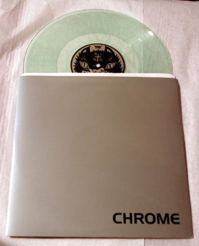 "Chrome ""Chrome"" 1996 Colored Vinyl Art By Kozik"