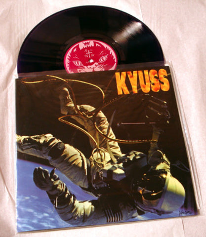 "Kyuss ""Into The Void"" 1996 Colored Vinyl Art By Kozik"