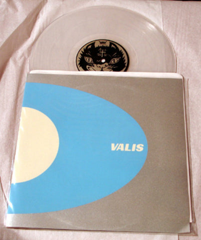 "Valis ""Kitty Kitty"" 1998 Colored Vinyl Art By Kozik"