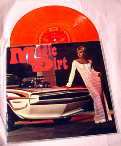 "Magic Dirt ""I Was Cruel"" 1996 Colored Vinyl Art By Kozik"