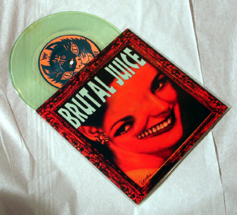 "Brutal Juice ""All American City"" 1996 Colored Vinyl Art By Kozik"