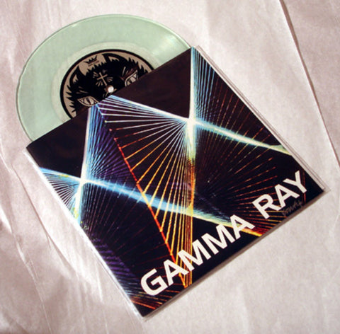 "Gamma Ray ""If Only Everything"" 1996 Colored Vinyl Art By Kozik"