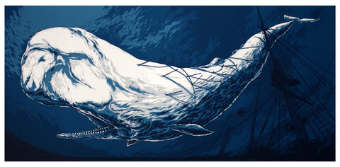 Ken Taylor - 2011 - Moby Dick - Blue