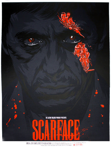 Phantom City Creative - 2011 - Scarface