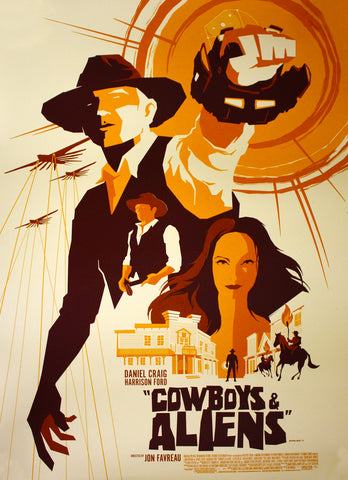 Tom Whalen - 2011 - Cowboys & Aliens