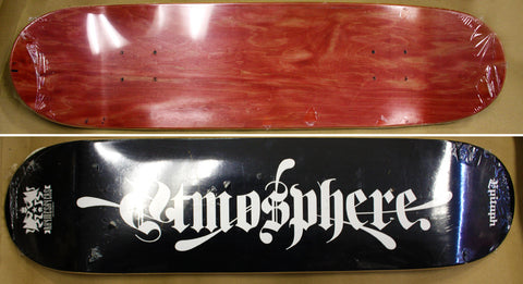 Epitaph - Rhymesayers / Atmosphere - Skate Deck