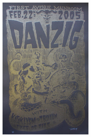 Danzig Minneapolis 05 DWITT Poster