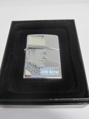 Zippo Lighter - Other - John Wayne Legend