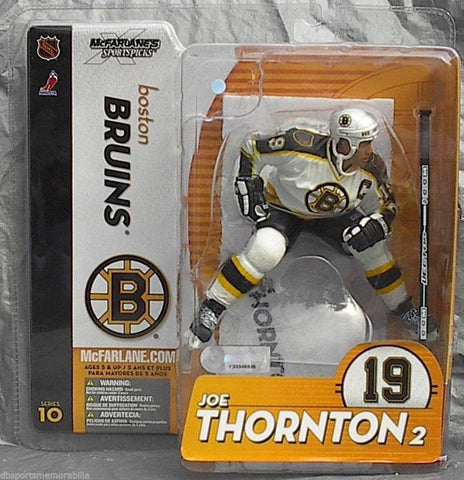 McFarlane - NHL Series 10 - Joe Thornton 2