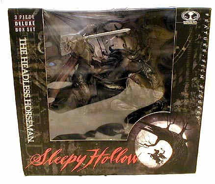 McFarlane - Sleepy Hollow - Headless Horseman Boxed Set