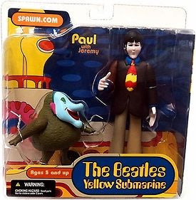 McFarlane - The Beatles Yellow Submarine - Paul with Jeremy