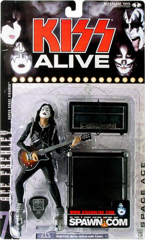 McFarlane - Kiss Series 4: Alive - Ace Frehley