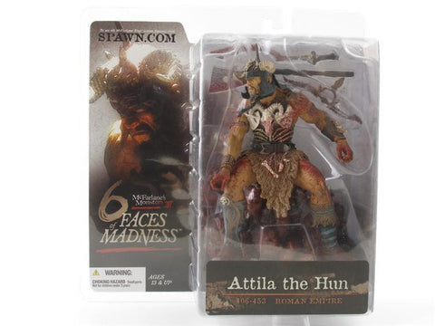 McFarlane - Monsters 3: Six Faces of Madness - Attila the Hun