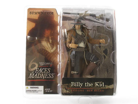 McFarlane - Monsters 3: Six Faces of Madness - Billy the Kid