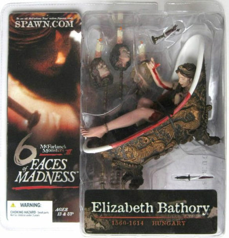 McFarlane - Monsters 3: Six Faces of Madness - Elizabeth Bathory