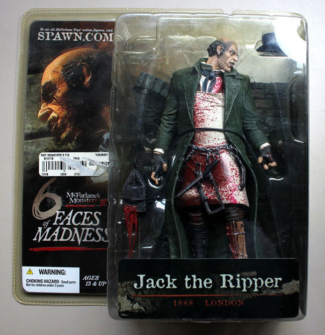 McFarlane - Monsters 3: Six Faces of Madness - Jack the Ripper
