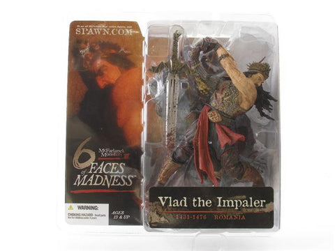 McFarlane - Monsters 3: Six Faces of Madness - Vlad the Impaler