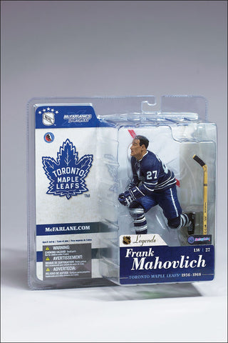 McFarlane - NHL Legends Series 1 - Frank Mahovlich Figure