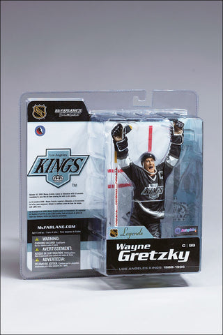 McFarlane - NHL Legends Series 1 - Wayne Gretzky Los Angeles Kings Figure