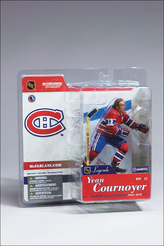 McFarlane - NHL Legends Series 1 - Yvan Cournoyer Figure