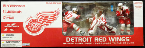 McFarlane - NHL - Detroit Red Wings 3 Pack