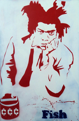 Paul (Wall) Rolfes - Cents Basquiat