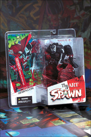 McFarlane - Spawn Series 26: The Art of Spawn - Spawn (Issue 8 Cover Art)