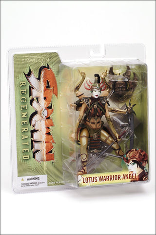 McFarlane - Spawn Series 28: Regenerated - Lotus Warrior Angel 2
