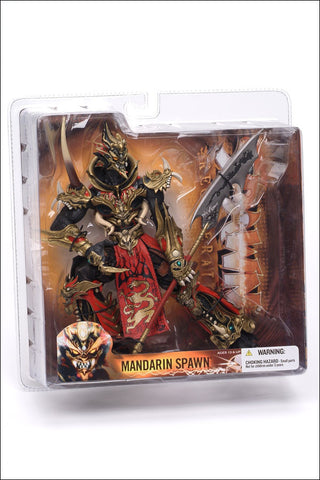 McFarlane - Spawn Series 28: Regenerated - Mandarin Spawn 2