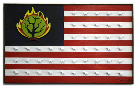 Ken Farkash - 2011 - Sheeple Fleeing The Burning Bush