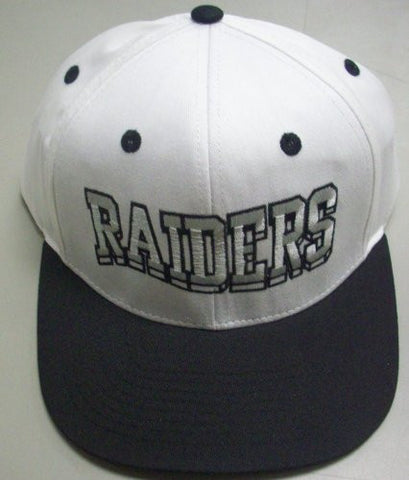 Snapback - NFL Oakland Raiders Hat by Reebok