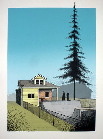 Justin Santora - 2012 - Spring Is Here Art Print