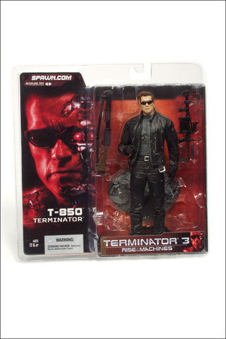 McFarlane - Terminator 3: Rise of the Machines - T-850 Terminator
