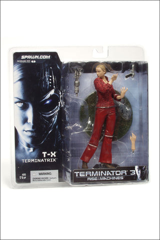 McFarlane - Terminator 3: Rise of the Machines - T-X Terminatrix