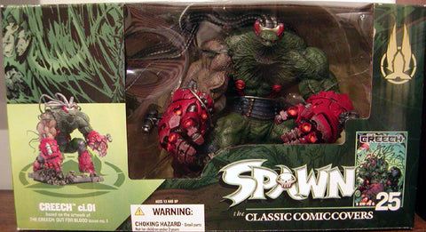McFarlane - Spawn 25 - Creech ci.001
