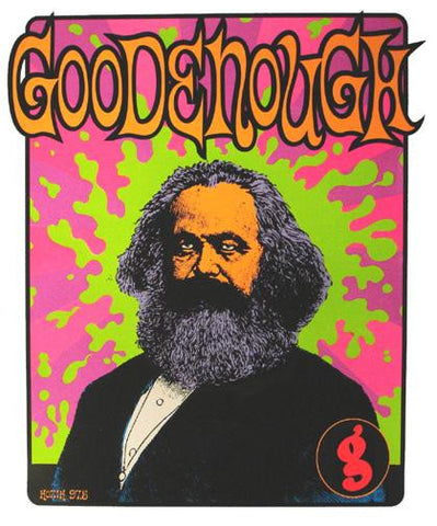Frank Kozik - 1997 - Good Enough Poster