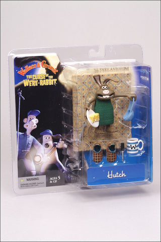 McFarlane - Wallace and Gromit - Hutch