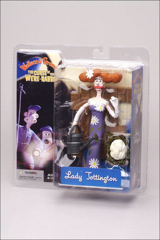 McFarlane - Wallace and Gromit - Lady Tottington