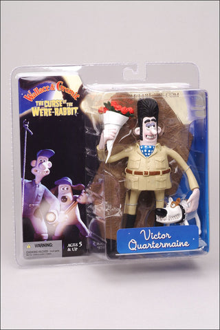 McFarlane - Wallace and Gromit - Victor Quartermaine