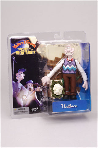 McFarlane - Wallace and Gromit - Wallace (A Pose)