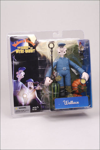 McFarlane - Wallace and Gromit - Wallace (B Pose)