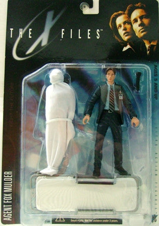 McFarlane - X-Files - Agent Fox Mulder with Victim & Gurney