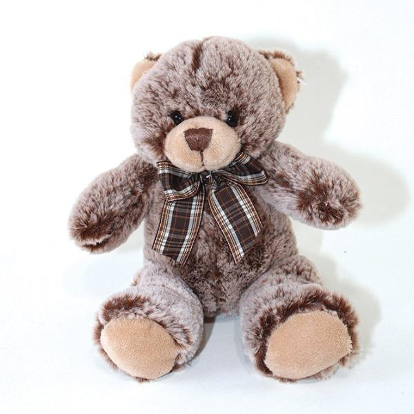 "8"" Johnny Bear (Brown) - Viva La Rosa"
