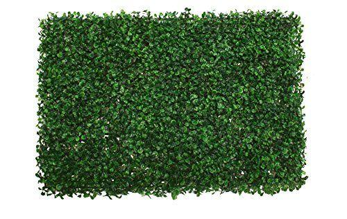 GREEN GRASS BOXWOOD MAT FOR BACKDROP WALL GREEN HEDGE box wood - Richview Glass Wedding Supplies