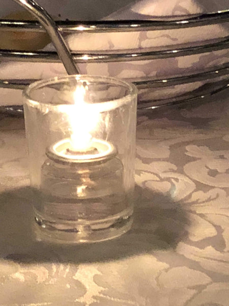 Oil Lamp #24065(8-10hr) Candle