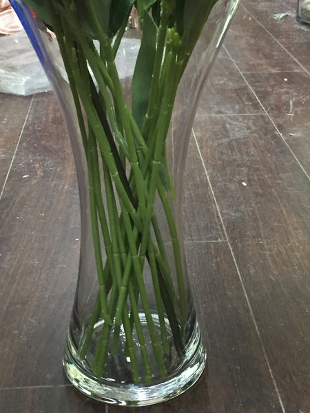 "New Small Bud vase 8""H"