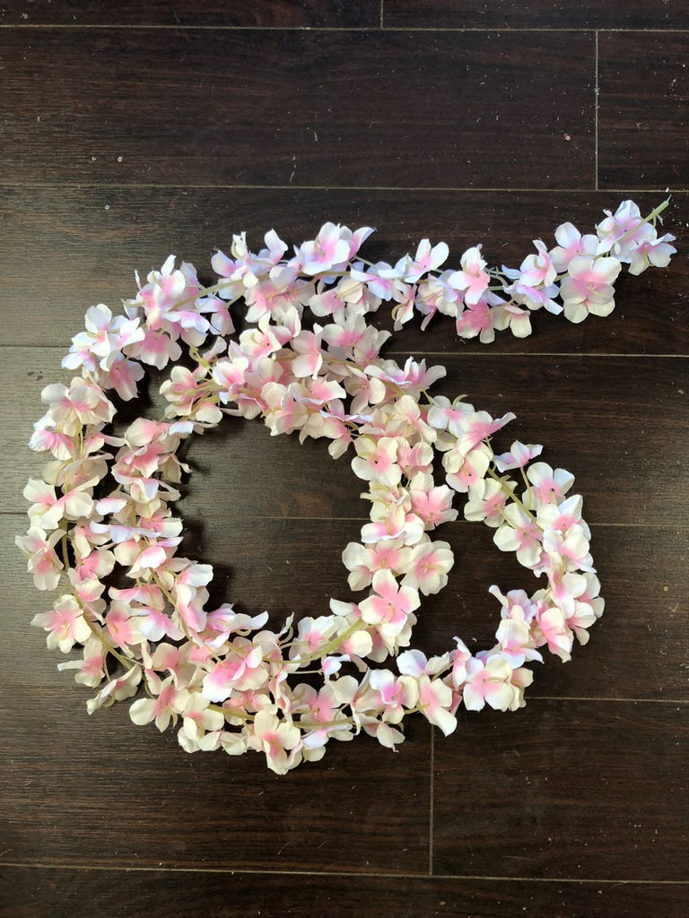 Artificial Flower Hanging Flower long garland decor - Viva La Rosa