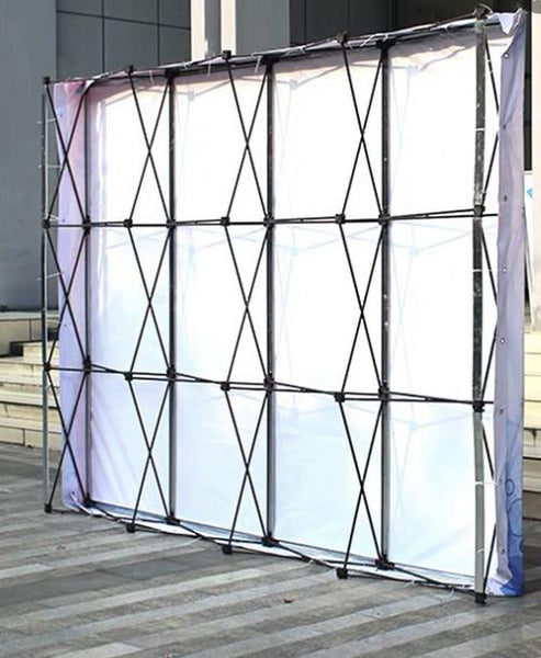 Metal Backdrop Stand Round 2.3mx2.3m/7.5 feet