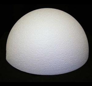 "Half foam Ball 5.9"" - Richview Glass Wedding Supplies"