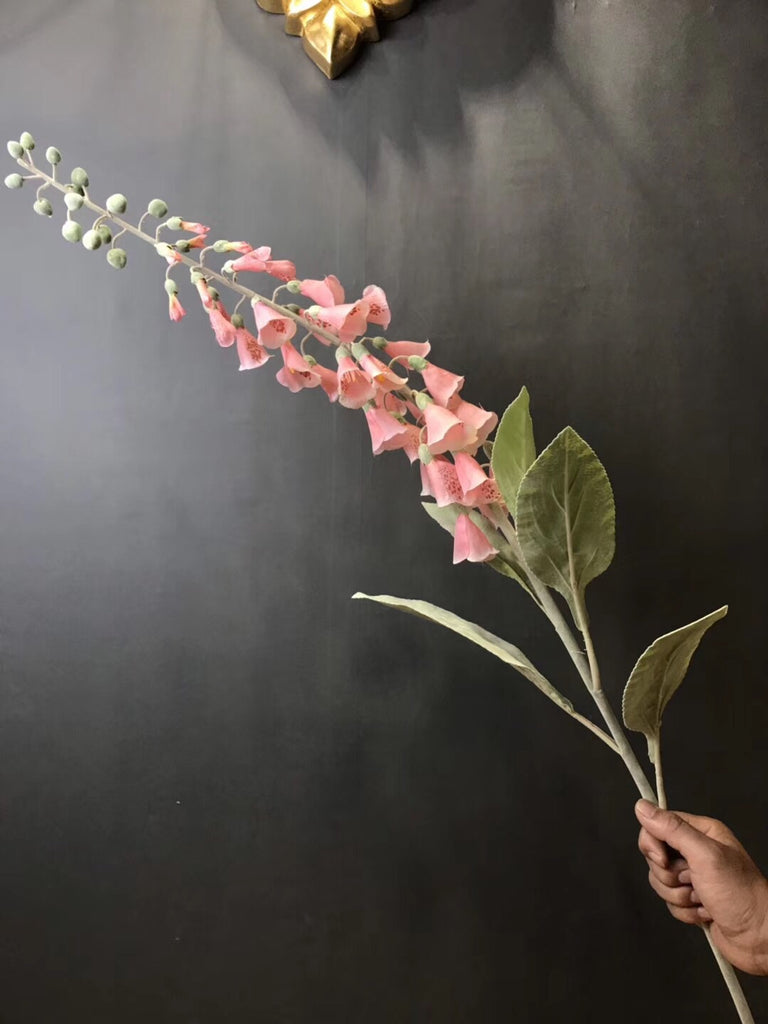 Foxglove Pink Artificial Flower